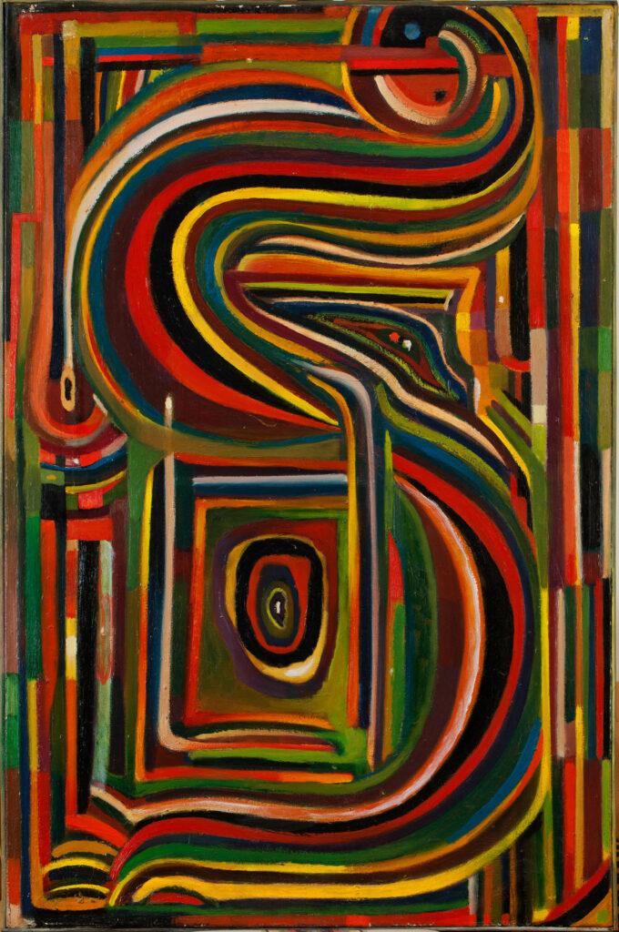 Henri-Jean Closon, Sans titre, 1954-1970