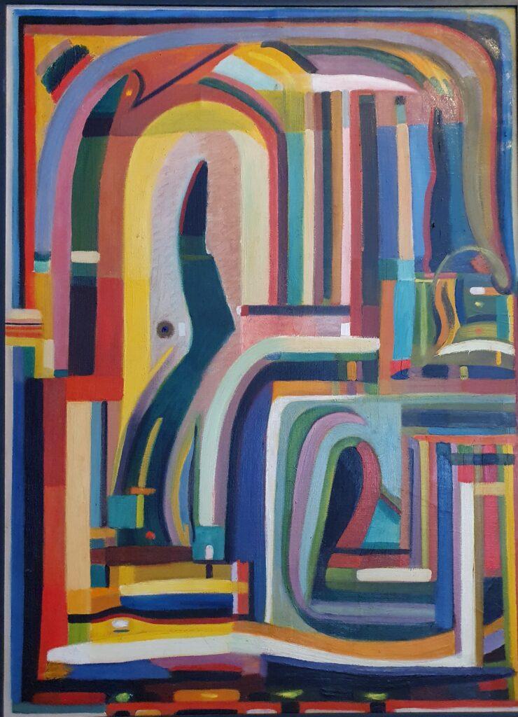 Henri-Jean Closon, Composition, 1932