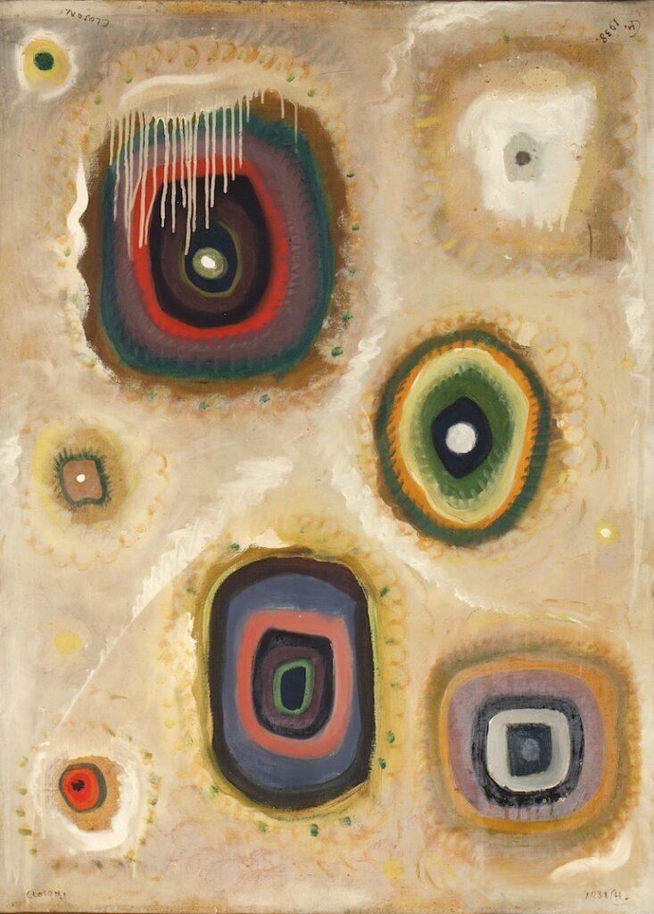 Henri-Jean Closon, Une entorse au rythme, 1938