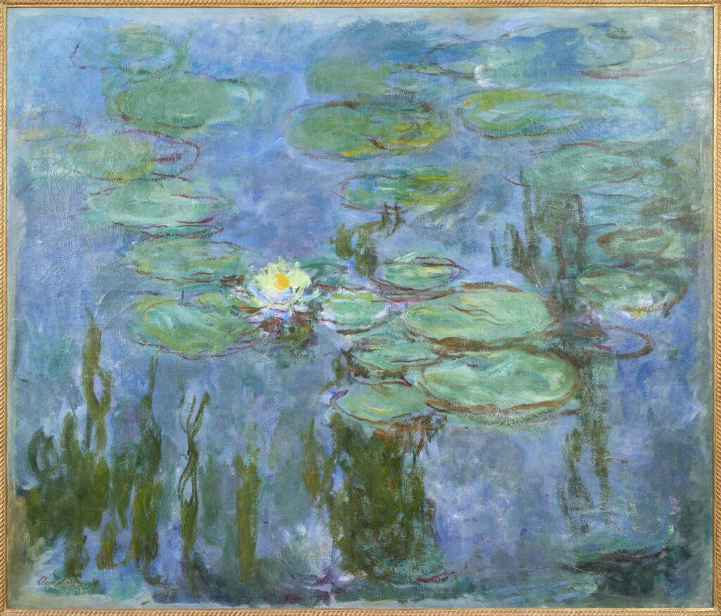 Claude Monet, Nymphéas, 1914-1917