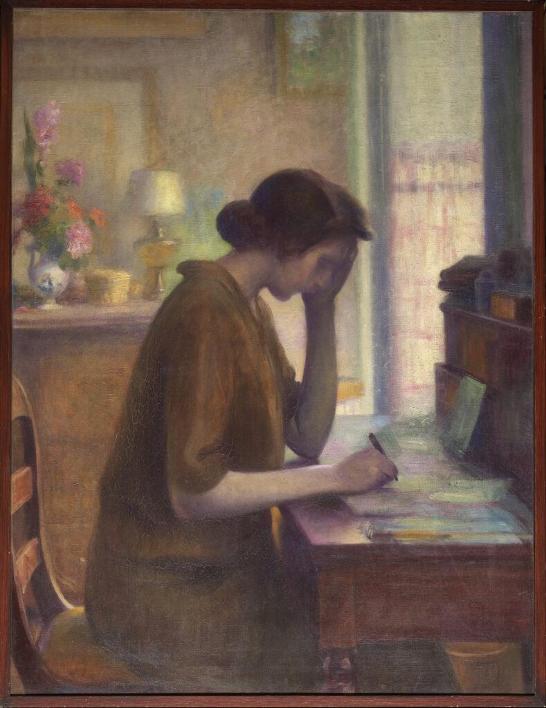 Ernest Rouart, Portrait de Julie Manet