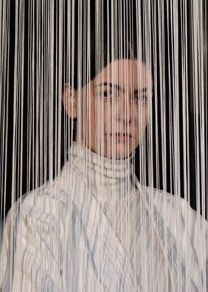 Portrait de Jeanne Vicérial en 2020