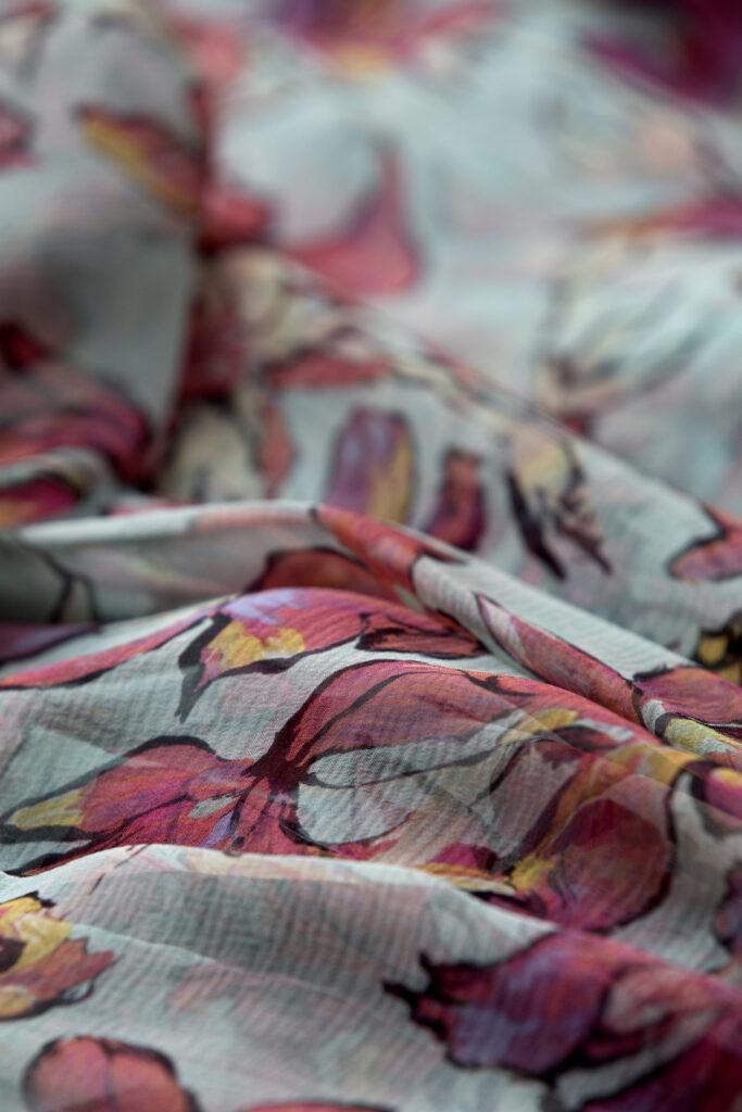 Robe de soir (détail), collection haute couture printemps-été 1996