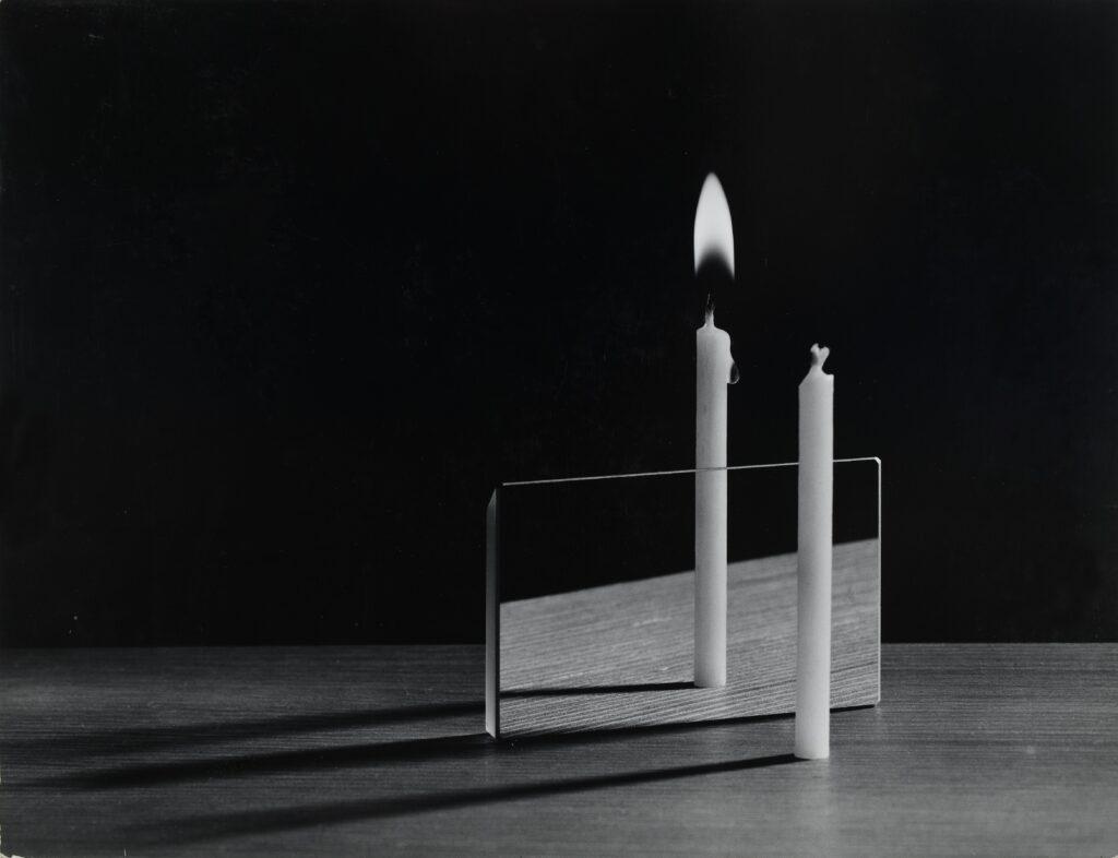 Berenice Abbott, Parallax View, vers 1958