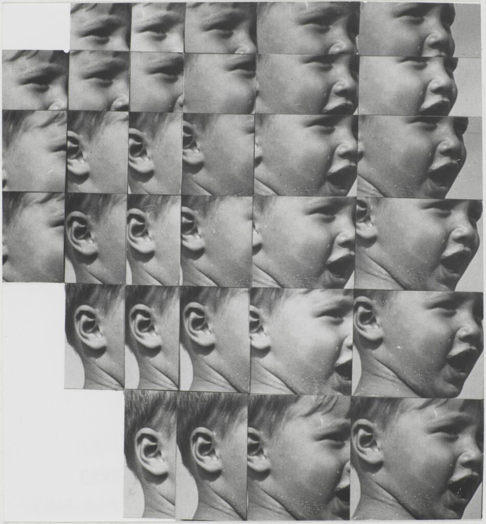 Pierre Boucher, Portraits d'enfant, vers 1935