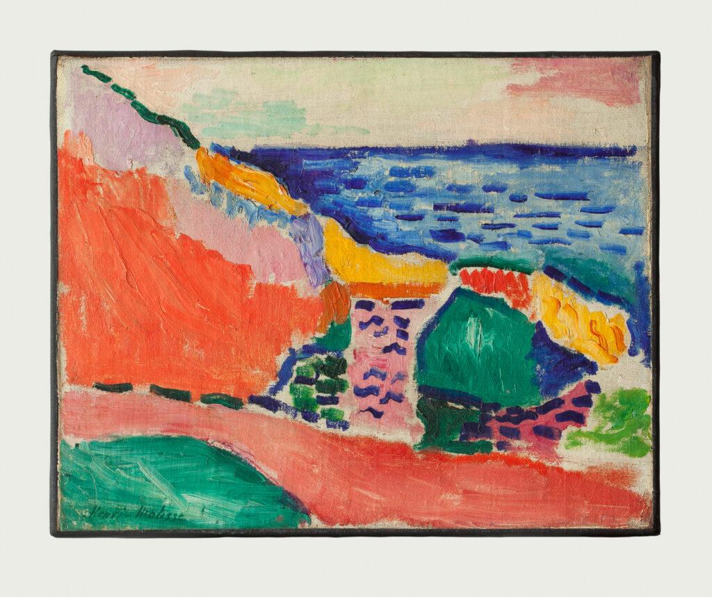Exposition Matisse en Corse au Musée de la Corse - La Moulage