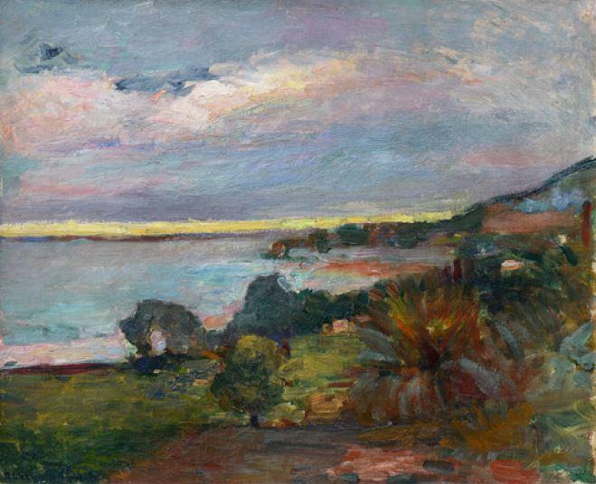 Exposition Matisse en Corse au Musée de la Corse - Le Scoud