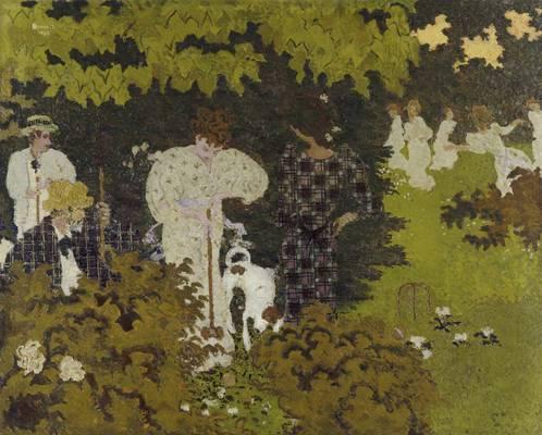 Pierre Bonnard, Crepuscule, 1892