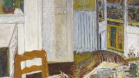 Exposition Pierre Bonnard au Musée de Grenoble - Intérieur blanc, 1931
