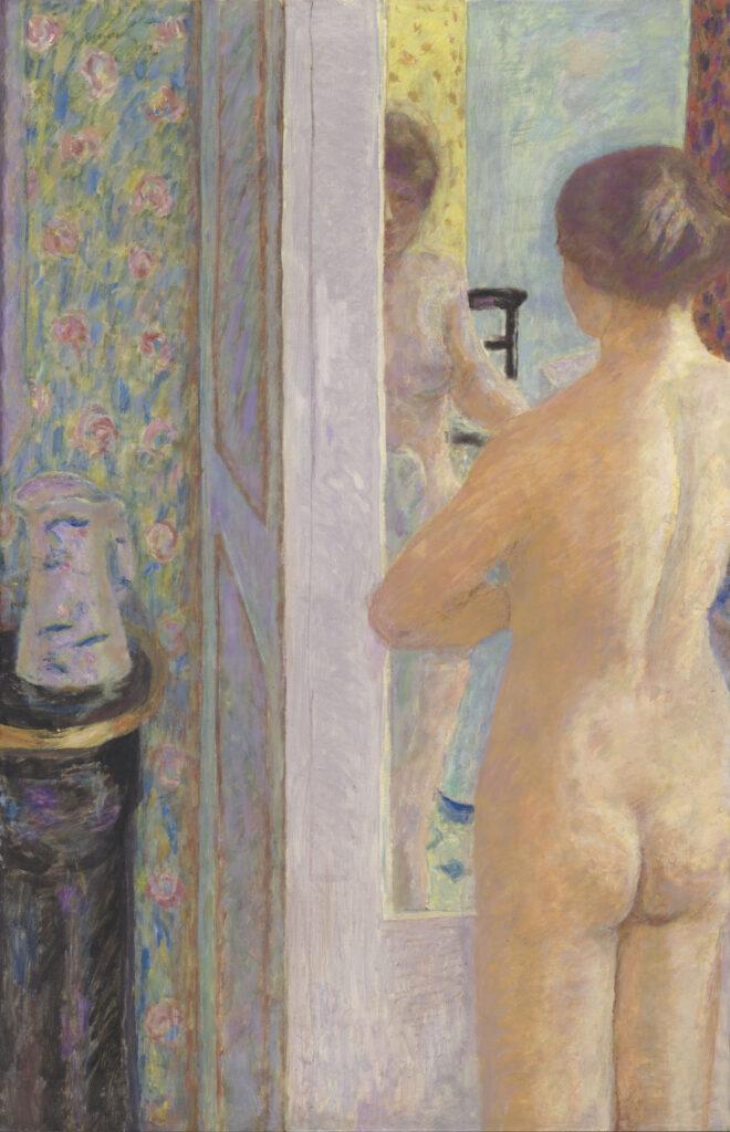 Pierre Bonnard, La Toilette, 1914