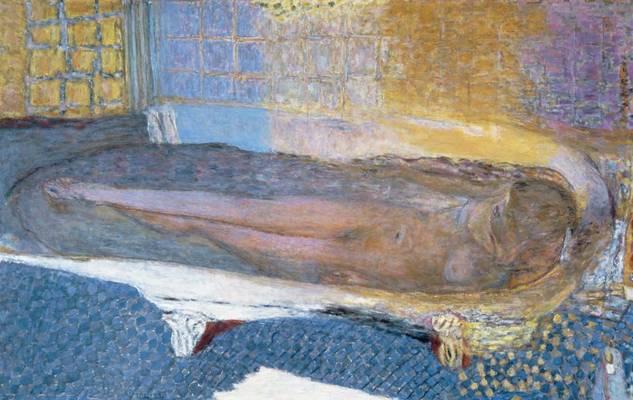 Pierre Bonnard, Nu dans le bain, 1936