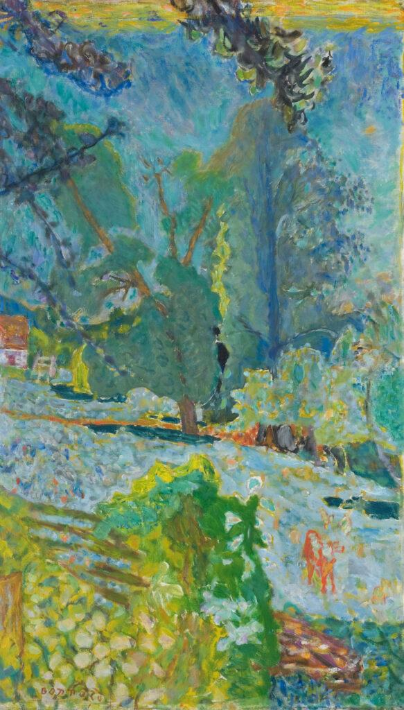 Pierre Bonnard, Paysage normand, 1920
