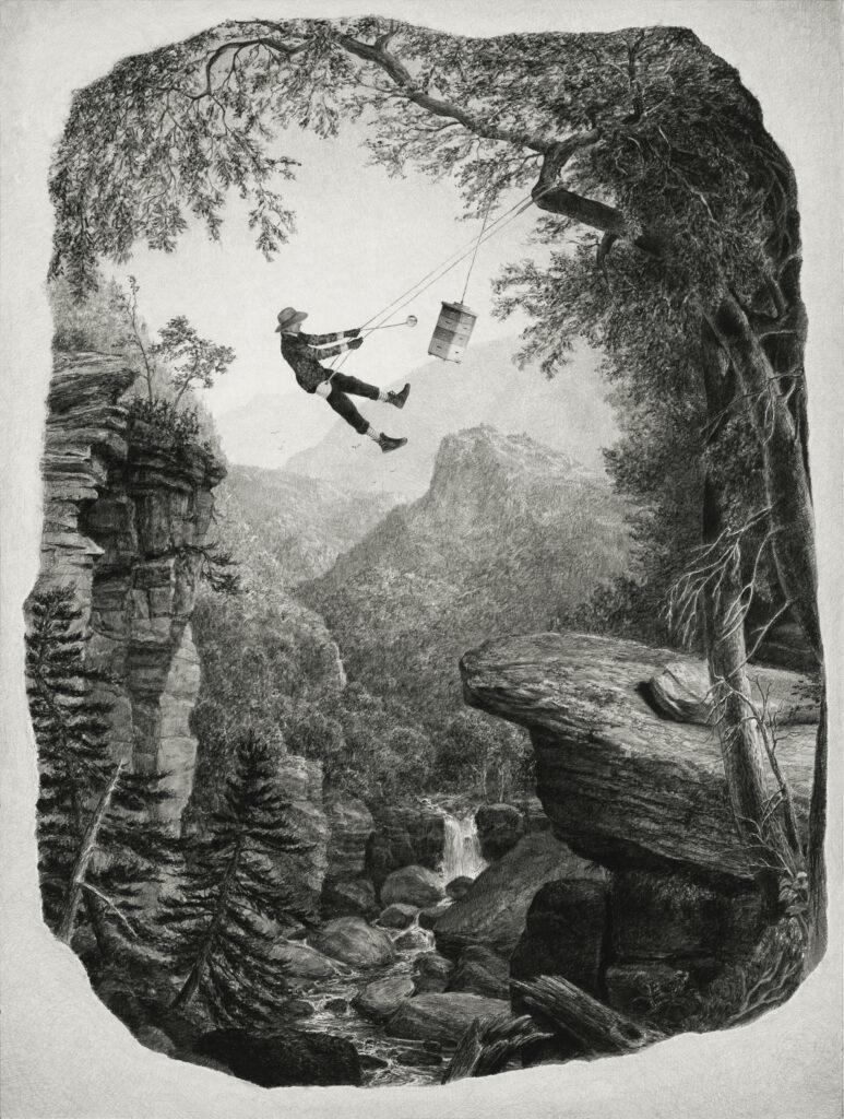Ethan Murrow, Pollen Song, 2021