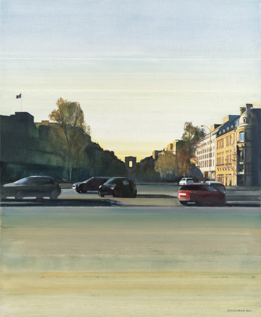 Alain Pontecorvo, Traffic fin de journée