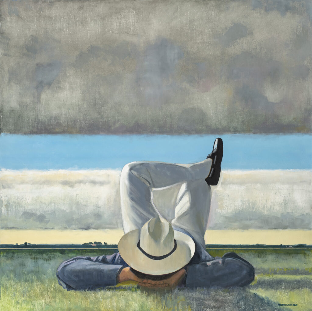 Alain Pontecorvo, Relaxation