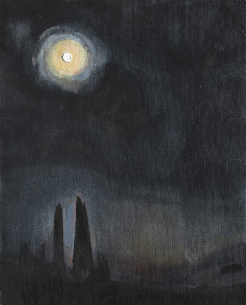 Alain Pontecorvo, Amour lunaire