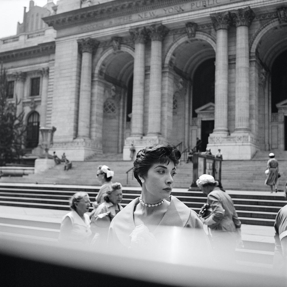 Bibliothèque publique de New York, Vivian Maier 300 dpi
