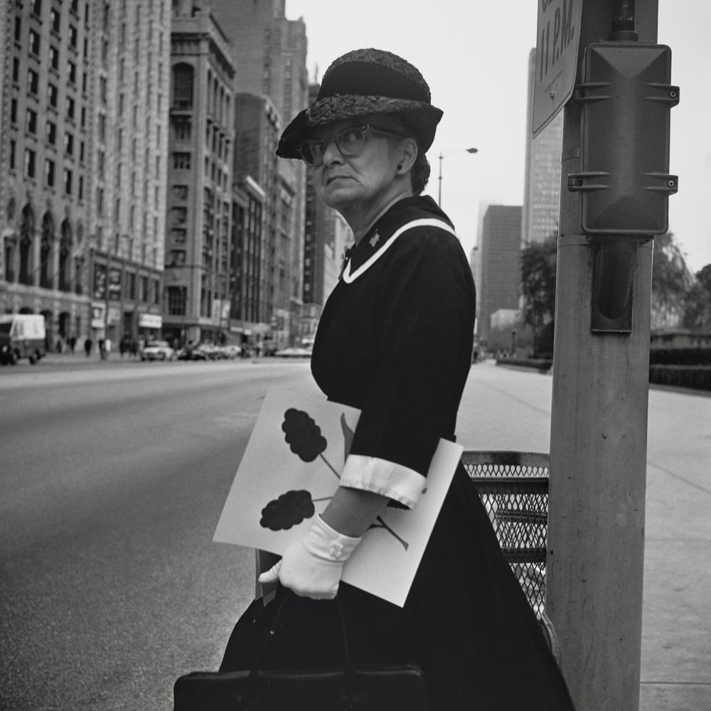 Chicago, sans date, Vivian Maier 300 dpi