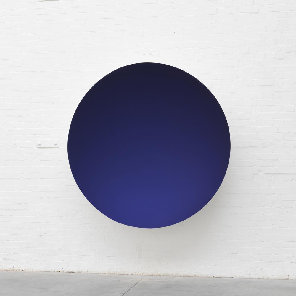 Anish Kapoor, Continua, Monochrome (Majik Blue)