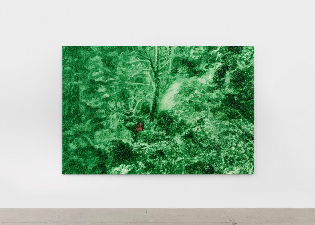 Giuseppe Penone - Leaves of Grass