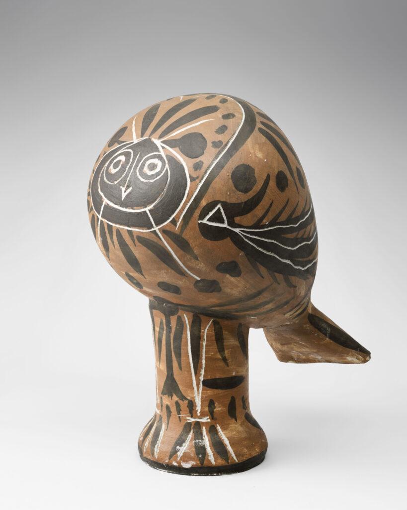 Picasso, Chouette Vallauris
