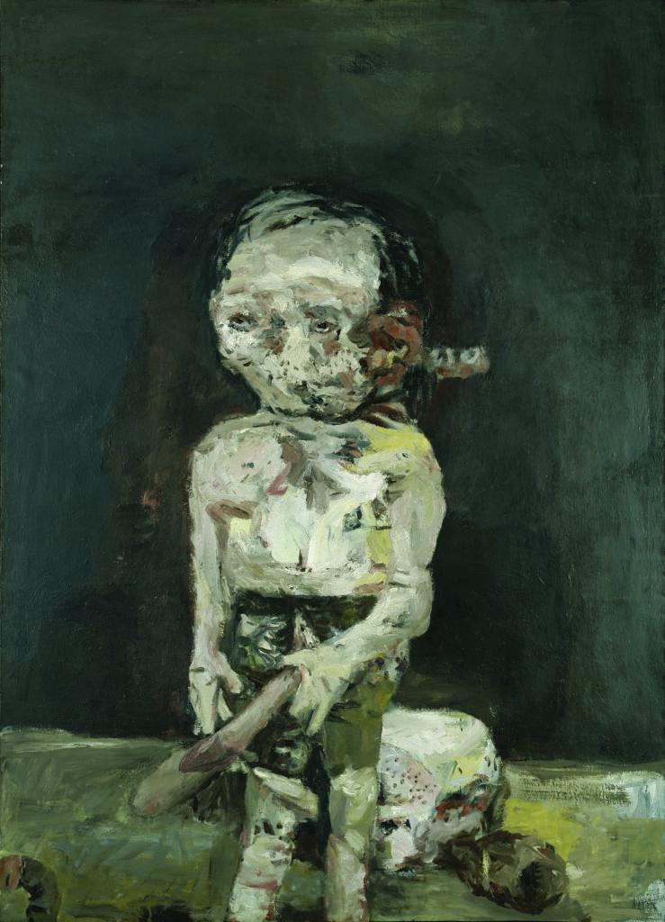 Georg Baselitz, Die große Nacht im Eimer, 1962-1963