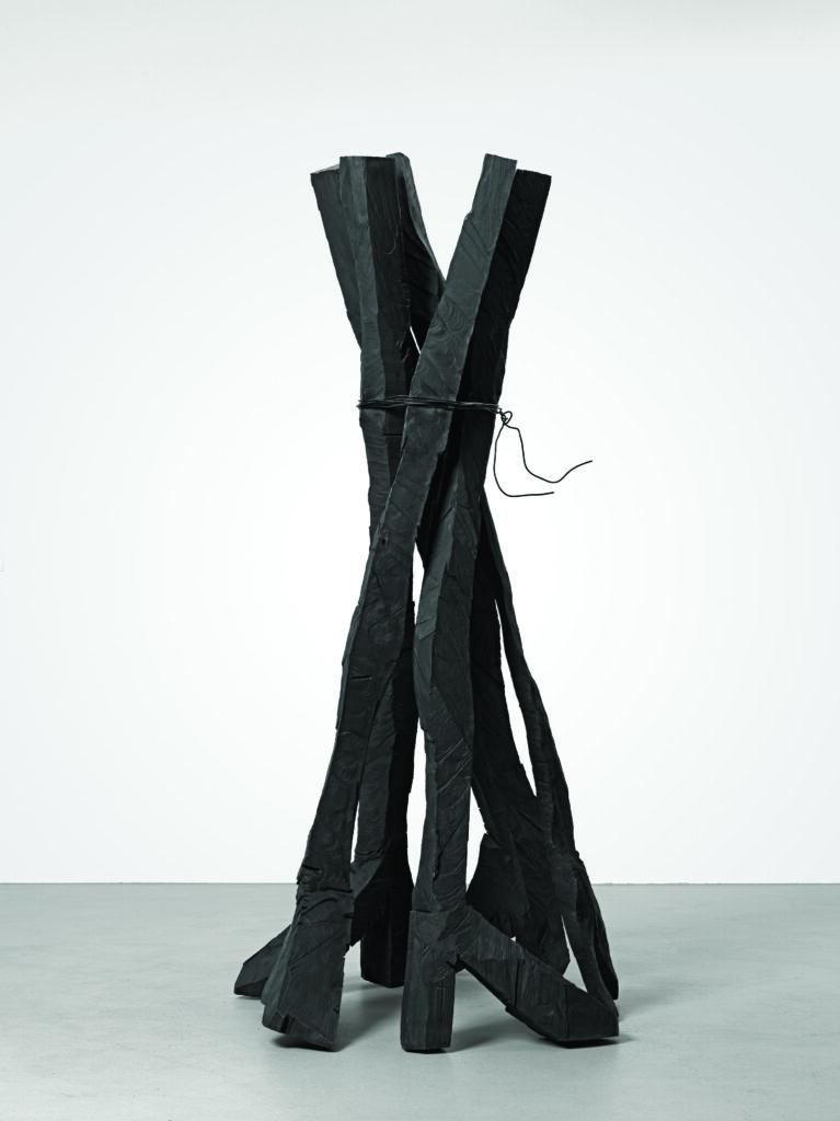Georg Baselitz, Zero Dom, 2015