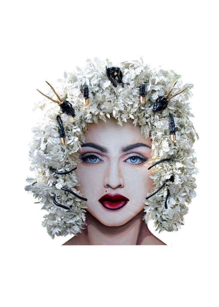 SM'ART Aix, Alexandra Parikova Madonna