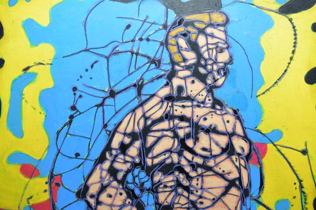 Vue de l'édition 2021 de la Biennale d'Issy (