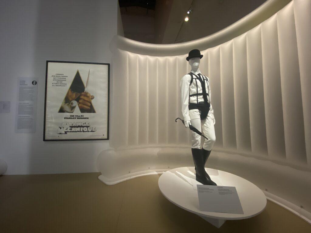Vue de l'exposition Cinémode, Jean Paul Gaultier, Cinémathèque (15)