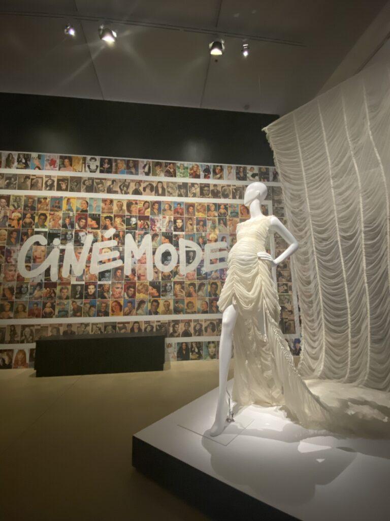 Vue de l'exposition Cinémode, Jean Paul Gaultier, Cinémathèque (19)