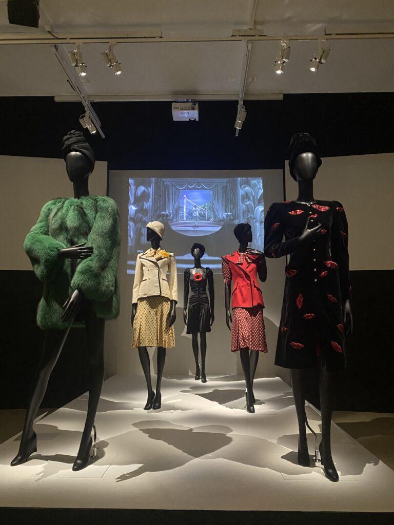 Vue de l'exposition Cinémode, Jean Paul Gaultier, Cinémathèque (20)
