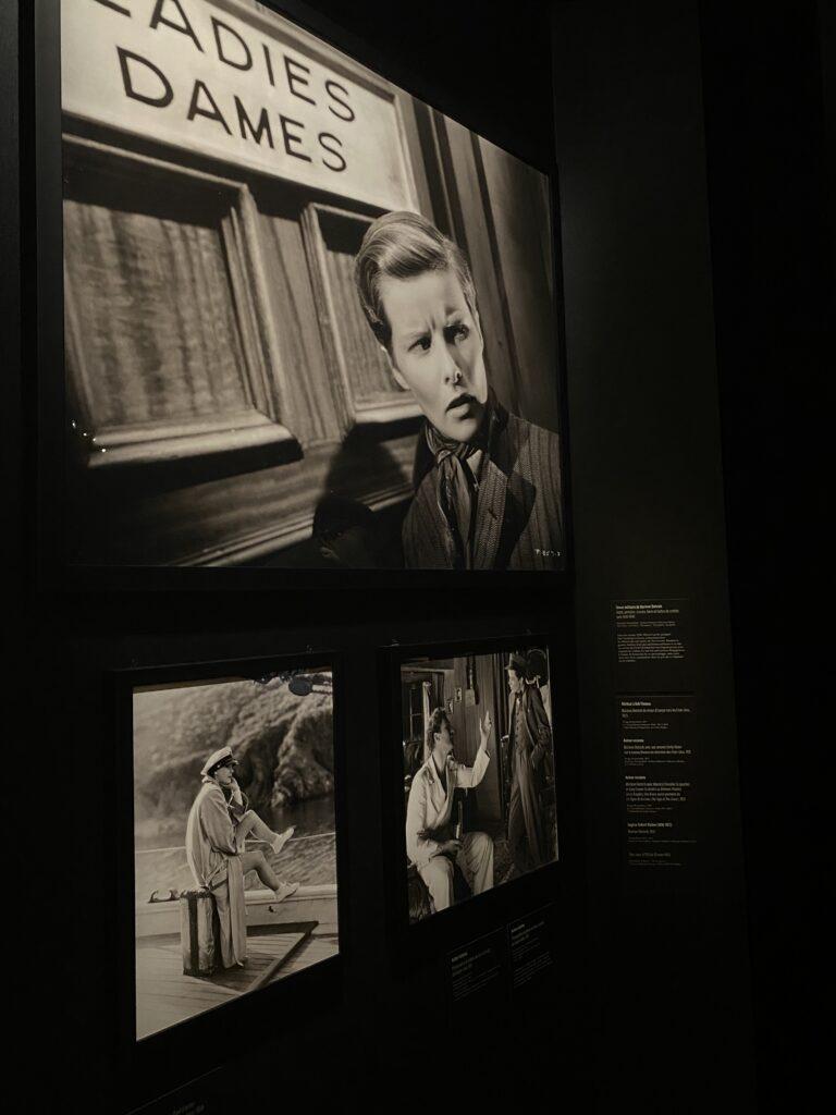 Vue de l'exposition Cinémode, Jean Paul Gaultier, Cinémathèque (5)