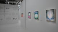 Vue de l'exposition Georgia O'Keeffe au Centre Pompidou (2)
