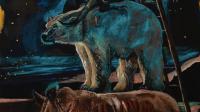 Exposition La Valise d'Orphée de Damien Deroubaix au musée de la chasse et de la nature (1)
