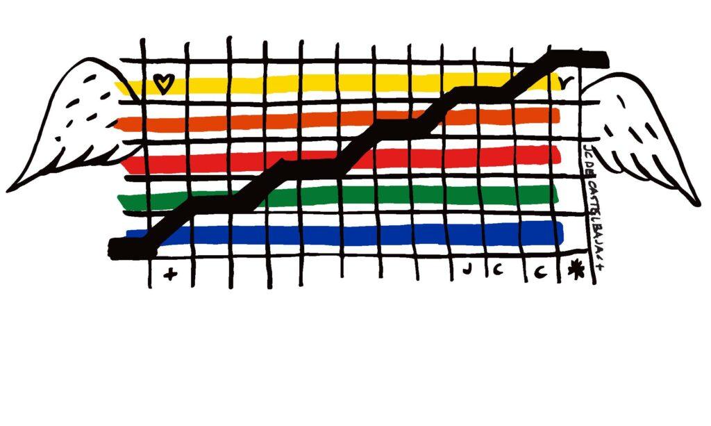 Logo Le Peuple de demain au Centre Pompidou