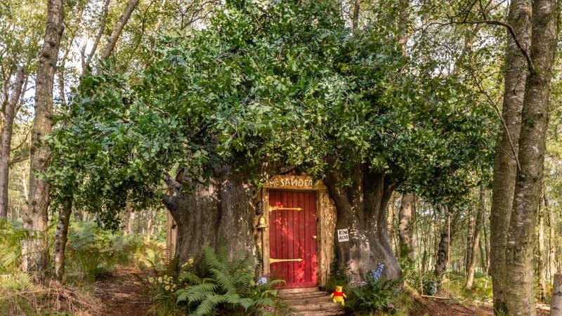 Maison de Winnie de l'Ourson