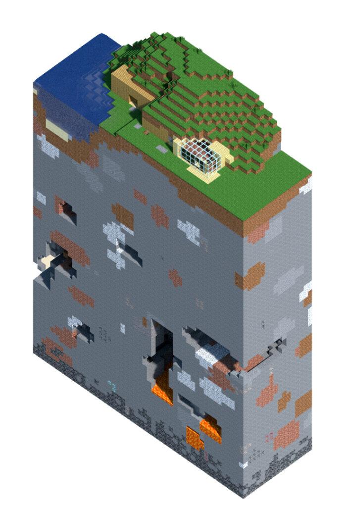 Thibault Brunet, Minecraft Explorer