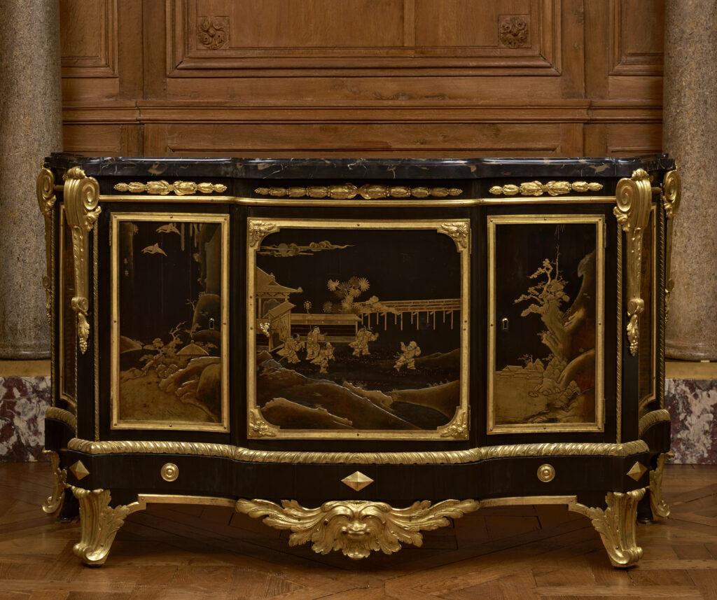 Commode, Bernard II Van Riesen Burgh, 1765-1770
