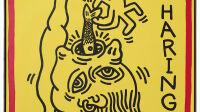 TEFAF Online Keith Haring Untitled Knokke 3