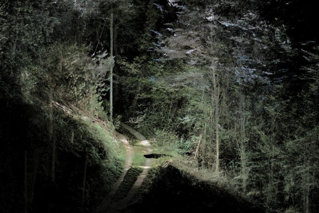Thibault Brunet, Territoires Circonscrits Sans titre