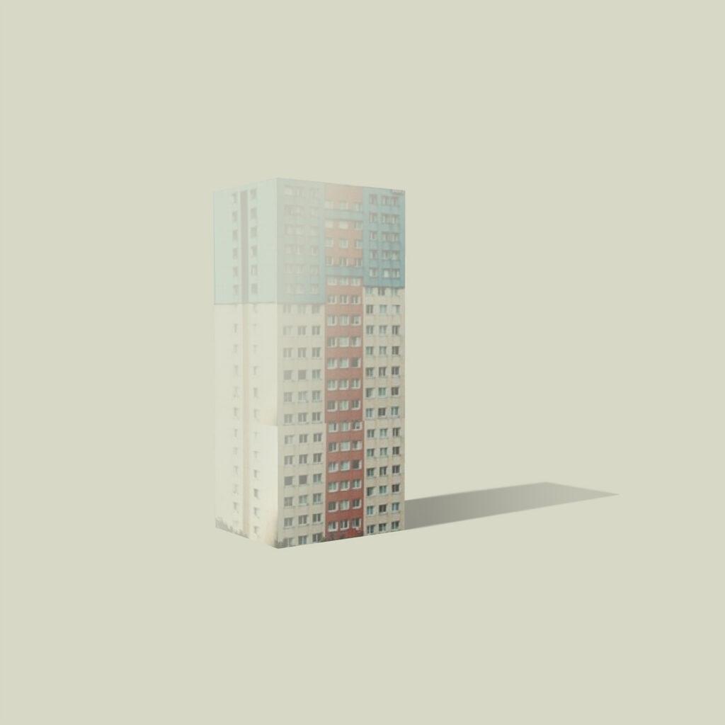 Thibault Brunet, Typologie du virtuel Sans titre