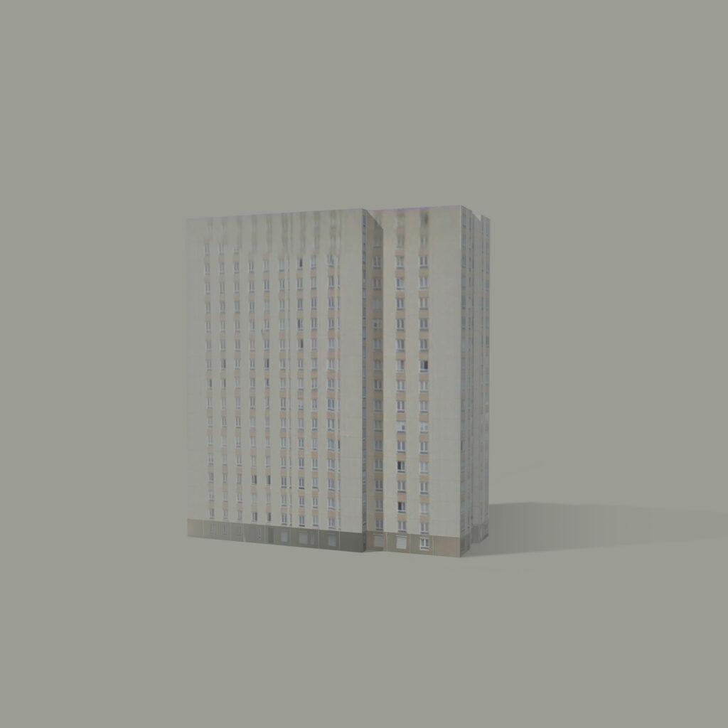 Thibault Brunet,Typologie du virtuel Sans titre