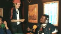Dee Nasty et Afrikaa Bambaataa à Radio Nova © Marc Terranova