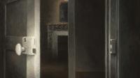 Exposition Anne-Françoise Couloumy à la Galerie de l'Europe - Anne-Françoise Couloumy, Clair obscur 1 ( 116 x 73 )